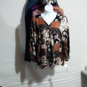 Style & Co Blouse Size Xl